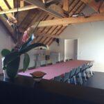 Eyndevelde groepswoning 21 personen - eetkamer genaamd Hooizolder