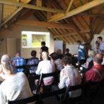 Eyndevelde vergaderzaal vergadering Toerisme Oost-Vlaanderen