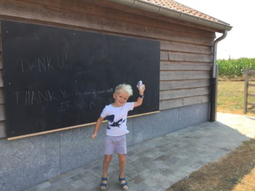 Eyndevelde groepswoning in de Vlaamse Ardennen tot 21 personen met grote living