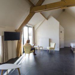 Eyndevelde STEEN logeren in alle rust Vlaamse Ardennen