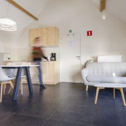 Eyndevelde STEEN romantisch logeren met z'n twee Vlaamse Ardennen